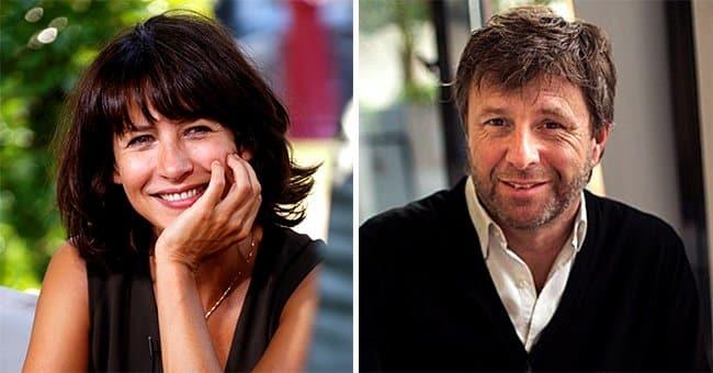 Richard Caillat et Sophie