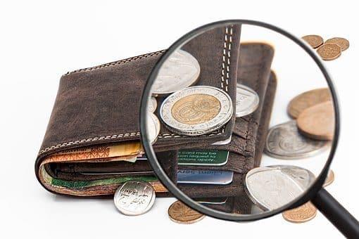 Portefeuille, Carte De Crédit