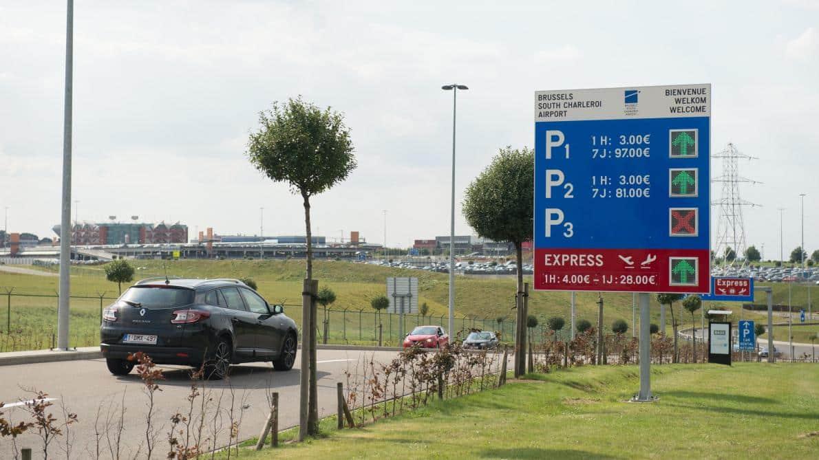 Combien coûte un parking privé à proximité de l'aéroport Roissy Charles de Gaulle ?